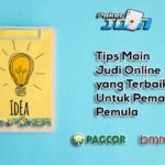 tips judi online untuk pemula