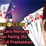 cara menang judi poker